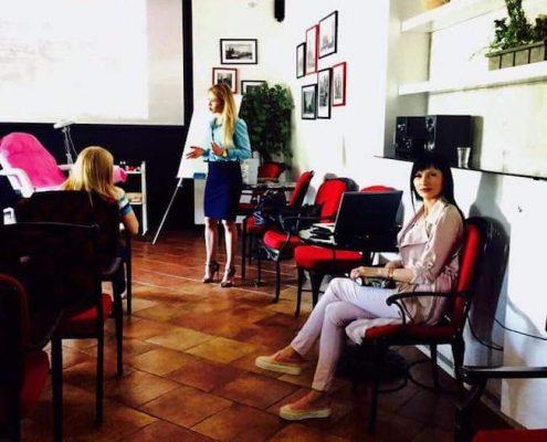 семинар Ирины Башуры в Харькове