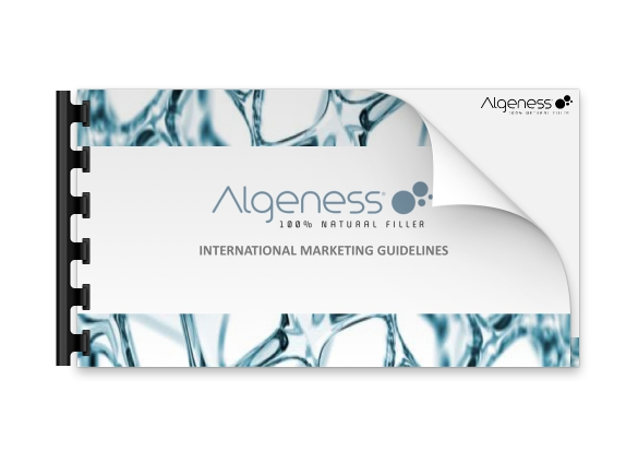 Algeness Marketing guidelines